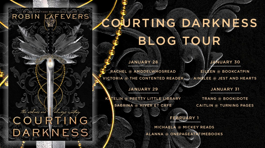 Courting Darkness Blog Evite