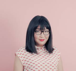 Jenny Han Author Photo - The Contented Reader