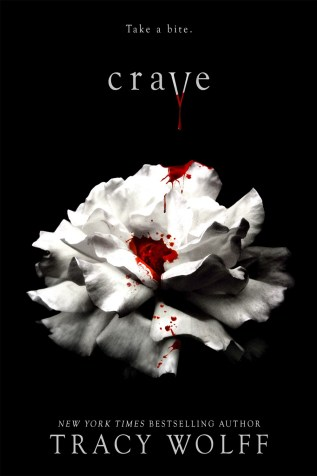 Crave by Tracy Wolff Book Cover