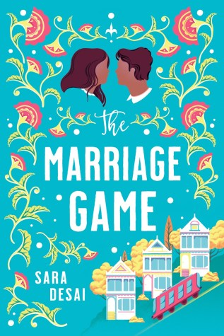 The Marriage Game by Sara Desai Book Cover