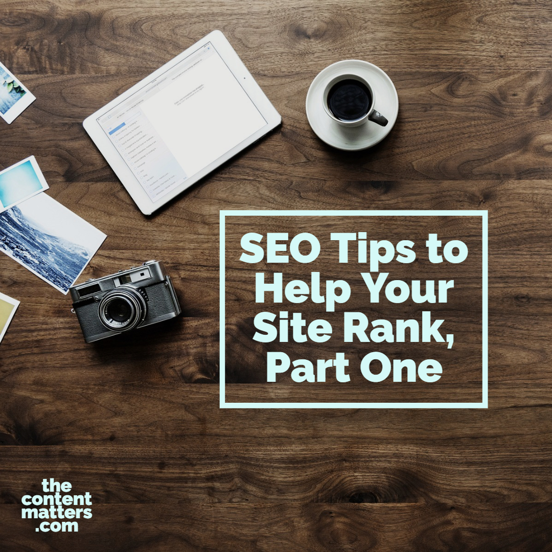Help Your Site Rank