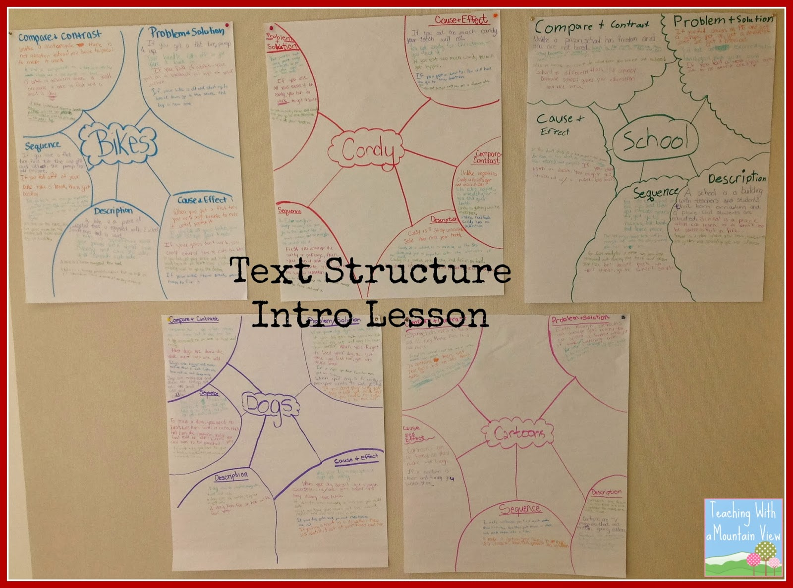 Structured Content Comes To 5th Grade