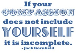 Self Compassion Jack Kornfield
