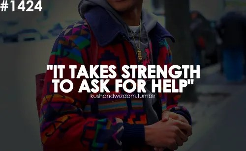 Help and Strength