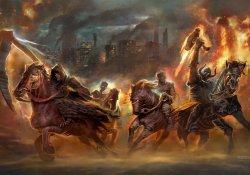 Four Horsemen of The Bad Stuff