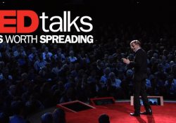 Lessons from TED Talks