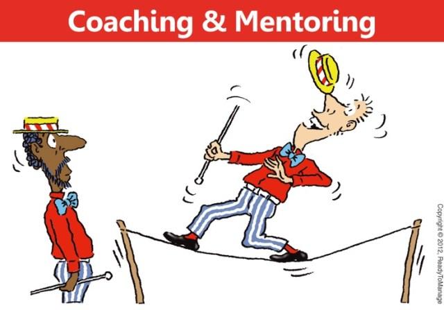 Mentors vs. Managers