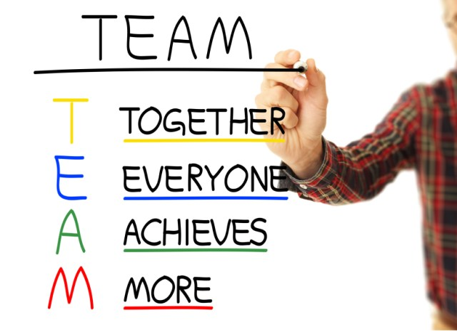 Your team needs to evolve