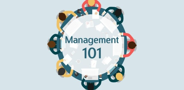Management isn't intuitive