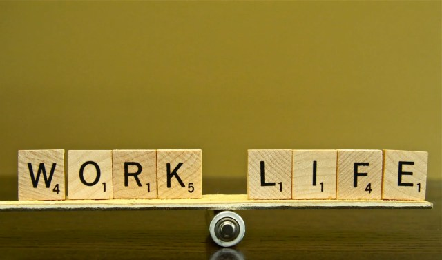 Rebrand Work-Life Balance