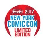 logo – Funko (NYCC New York Comic Con 2017, Limited Edition Badge)