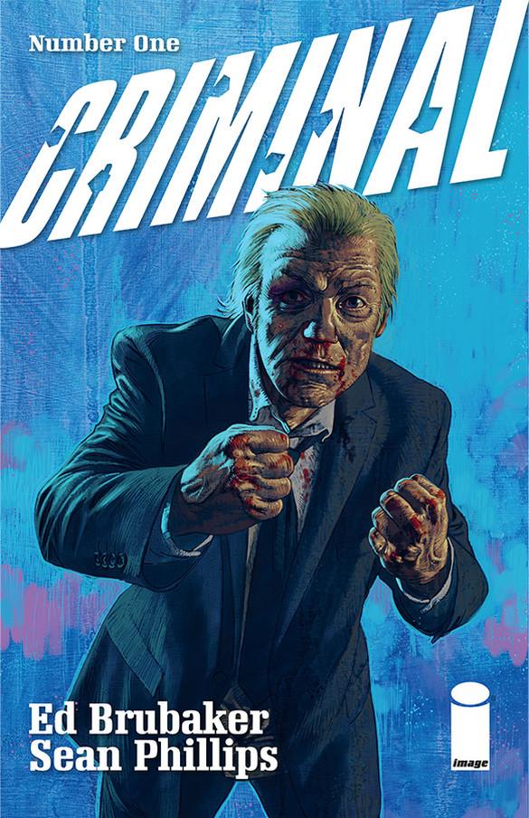 Cover of Image Comics CRIMINAL #1