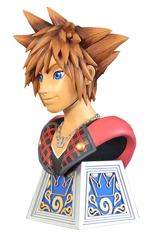 Diamond Select Toys The Legends in 3D Sora Bust