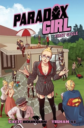 Cover of Image/Top Cow Paradox Girl Vol. 1