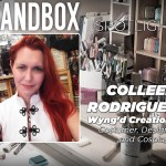 the convention collective – SANDBOX SPOTLIGHT colleen rodriguez wyng'd creations 2