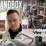 the convention collective – SANDBOX SPOTLIGHT frank gogol