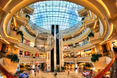 shopping mall malls lifestyle plan floor centers indoor atrium traditional communities reinvented dressed
