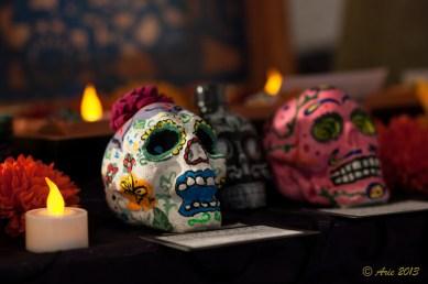 Dia de los Muertos Art Exhibit