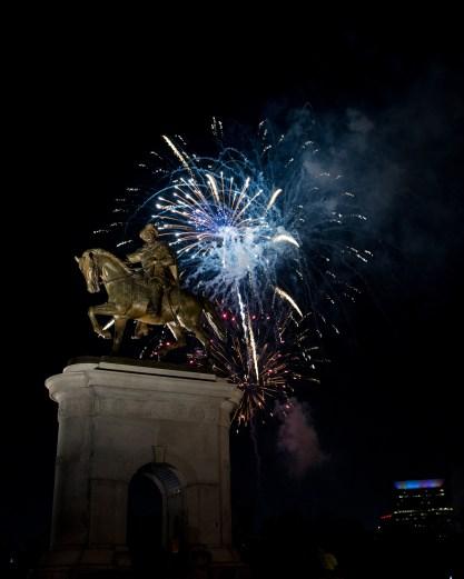 4th of July Celebration at Hermann Park