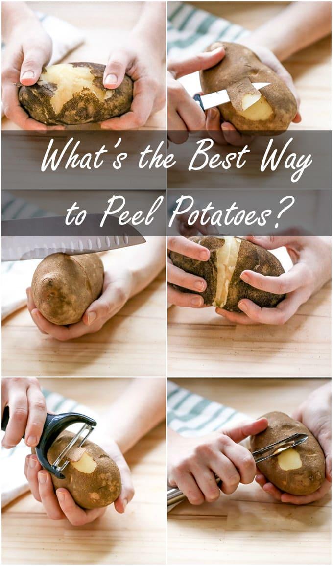 How To Scrub Potatoes : scrub, potatoes, Potatoes, Cookful