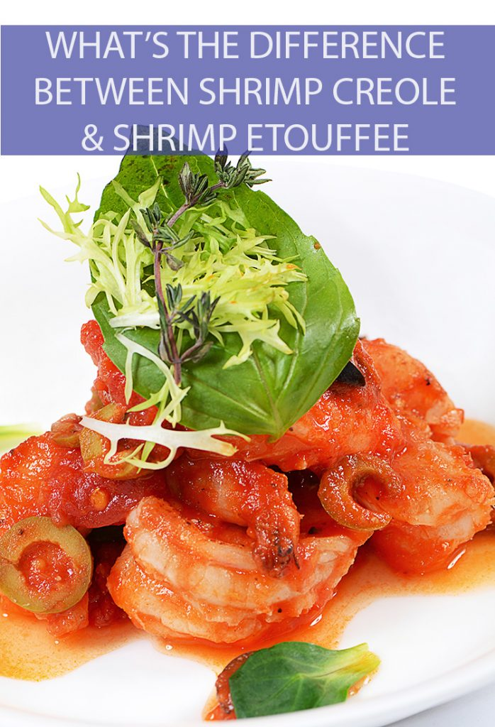 What's Up In Creole : what's, creole, What's, Difference, Between, Shrimp, Creole, Etouffee?, Cookful