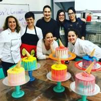Curso Novo - Drip Cake!