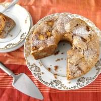 O melhor bolo de maçã do mundo