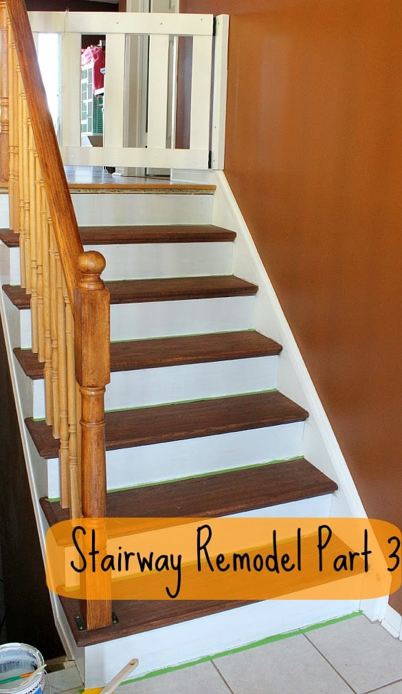 How Do You Install Stair Treads And Risers