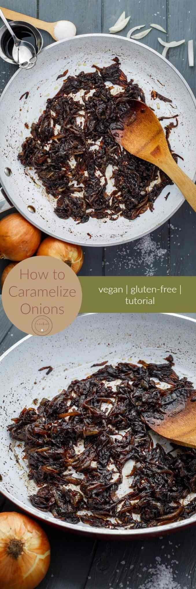 How to Caramelize Onions (a Tutorial!) - The Cookie Writer
