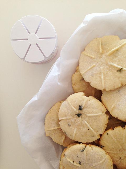 Honey Basil Cookies (2)
