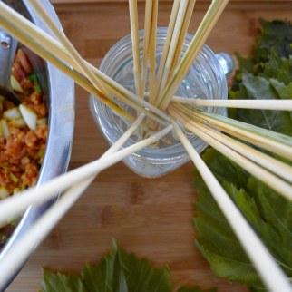 Bamboo BBQ Sticks
