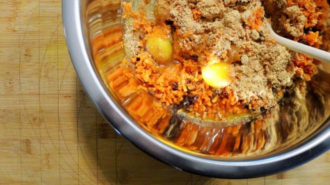 Carrot Cake Cookies_Ingredients