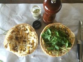 Condiments, Arugula, Herbs & Seasoning