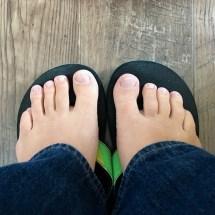 Toe Feet Shoes That Look Like
