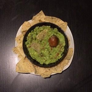 Guacamole mexicano. Receta