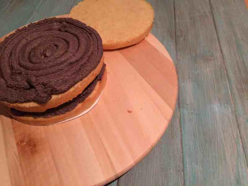 Como montar layercake