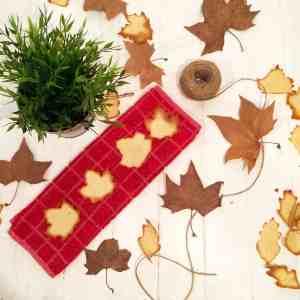 Galletas de hojas