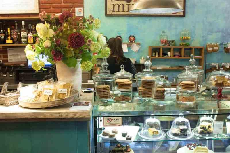 Milola Bakery pasteleria sin gluten