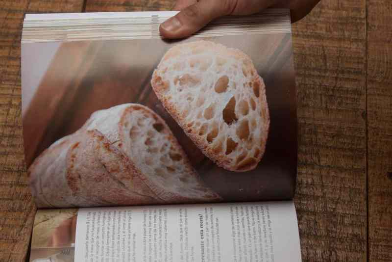 Como hacer pan casero libro