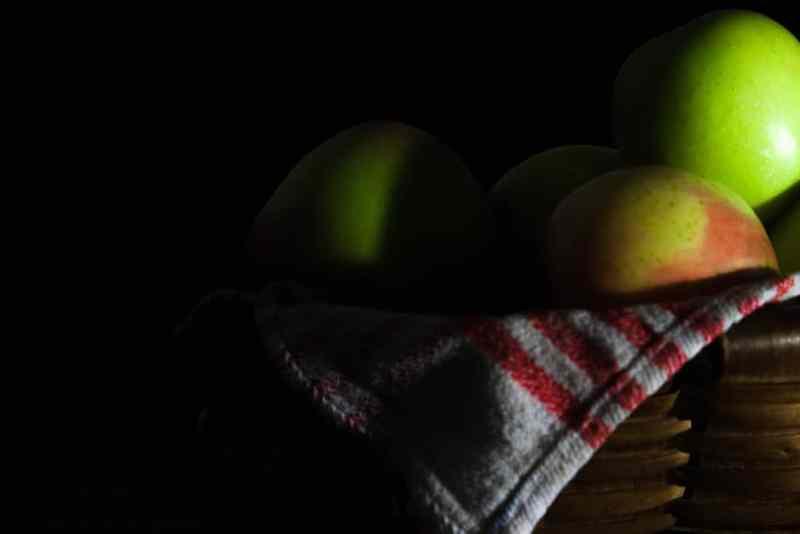 Manzana mermelada