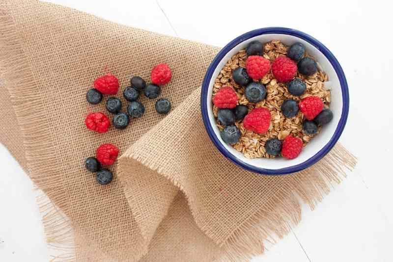 Desayuno sano y equilibrado