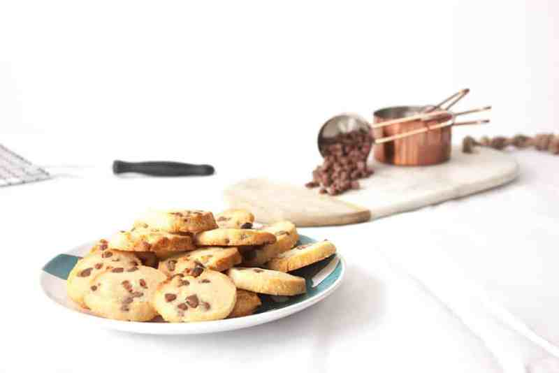 Como hacer galletas con chips de chocolate