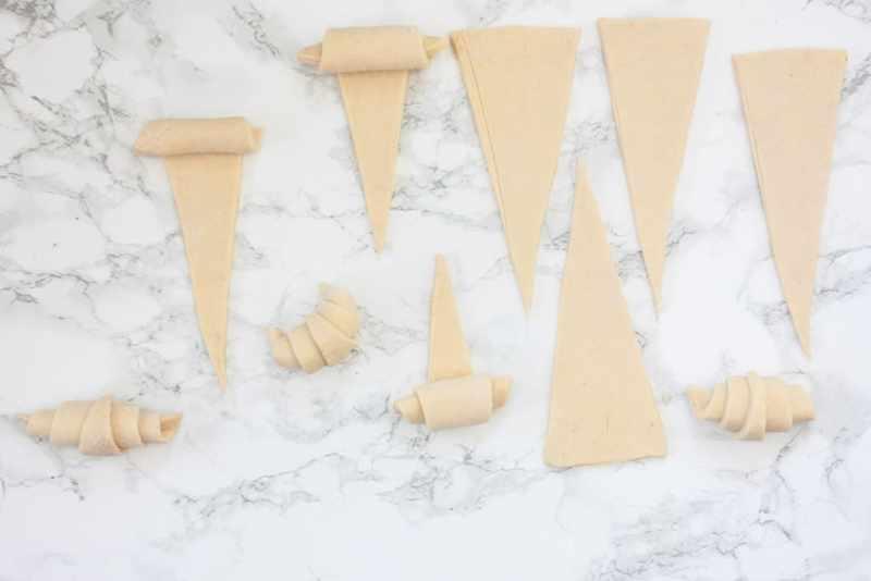 Como hacer hojaldre croissants
