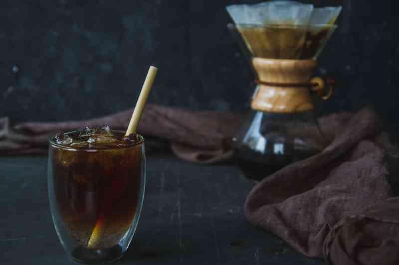 preparar cafe con tonica
