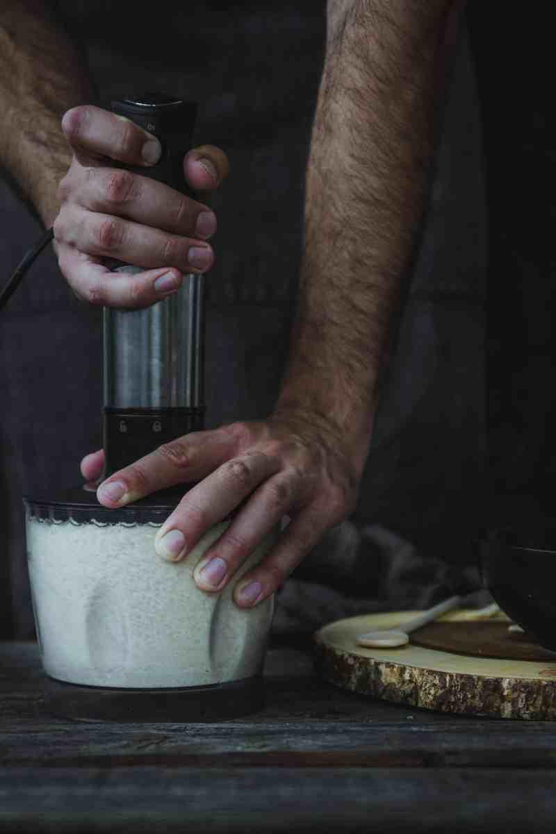 Como hacer mantequilla de anacardos