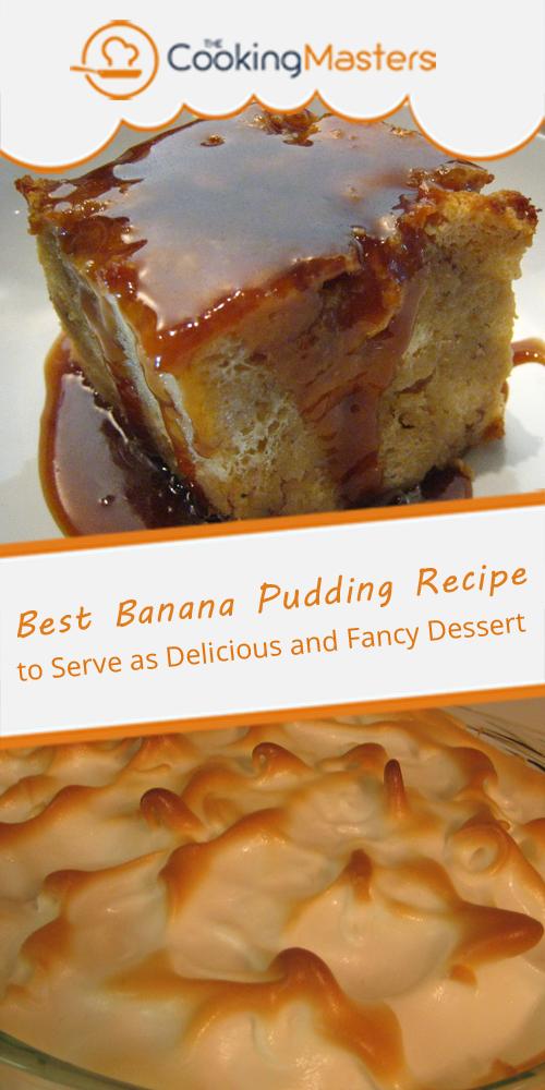 Best banana pudding recipe