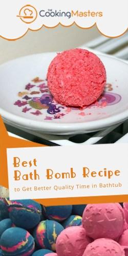 Best bath bomb recipe