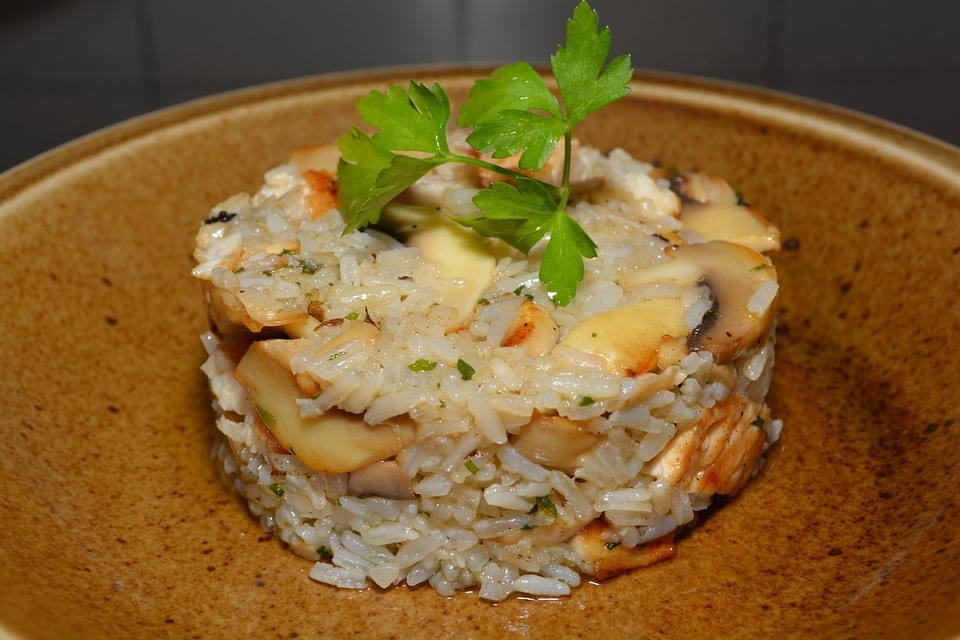 Best chicken and rice recipe