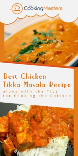 Best chicken tikka masala recipe