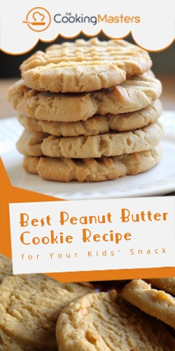 Best peanut butter cookie recipe